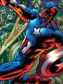 美国队长·过时的人漫画