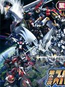 超级机器人大战OG-圣战- Record of ATX漫画