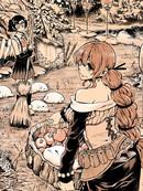 妮娜小姐的魔法生活漫画