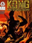 金刚:骷髅岛之王漫画
