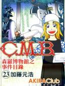 C.M.B.森罗博物馆之事件目录 第74话