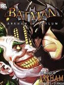 蝙蝠侠-阿克汉疯人院(电玩版)漫画