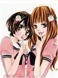 白蔷薇学园漫画
